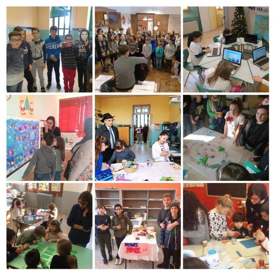 L'open day nelle scuole dell'Istituto Comprensivo di Viguzzolo segna il punto di svolta per il futuro