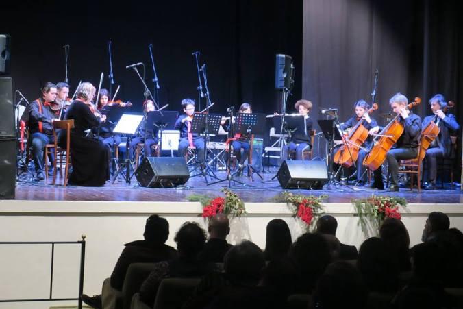 Il Gruppo Classica delle Officine Musicali Paolo Perduca al Teatro Civico di Tortona