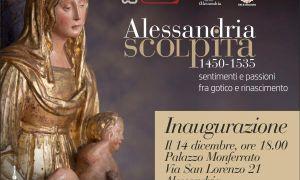 Alessandria scolpita, a Palazzo Monferrato la mostra che celebra gli 850 anni della città tra due fiumi