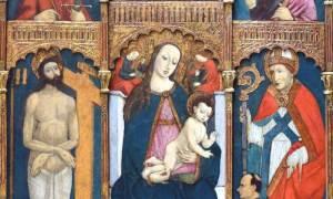 """La mostra """"I Boxilio una famiglia di pittori tortonesi tra '400 e '500"""" al Museo Diocesano di Tortona"""