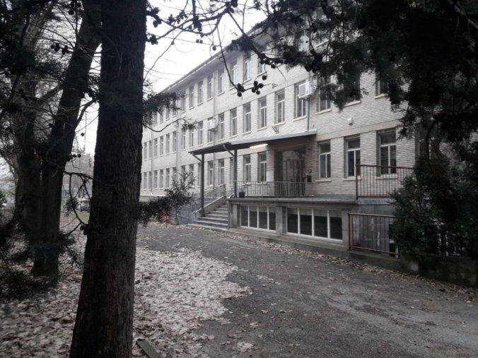 Una delle ultime foto scattate alla scuola Mario Prati?