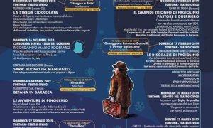 Il Programma 2018 della Rassegna Assoli in ricordo di Peppino Sarina