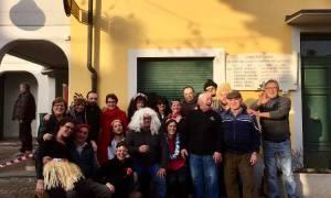 Il carnevale di Cerreto Grue: polenta, salamini e…