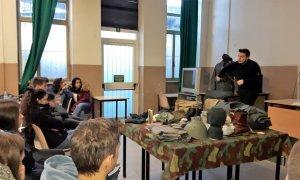 """Il 38° Reggimento Fanteria Divisione """"Ravenna"""" rivive al Marconi-Carbone di Tortona"""