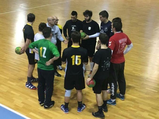 Leoni Pallamano Tortona formazione di Serie B