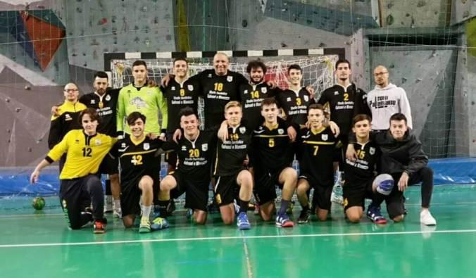 Leoni Pallamano Tortona la formazione di Serie B