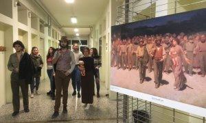 È piaciuto il tableau vivant del Liceo Peano, sarà replicato ad Alessandria