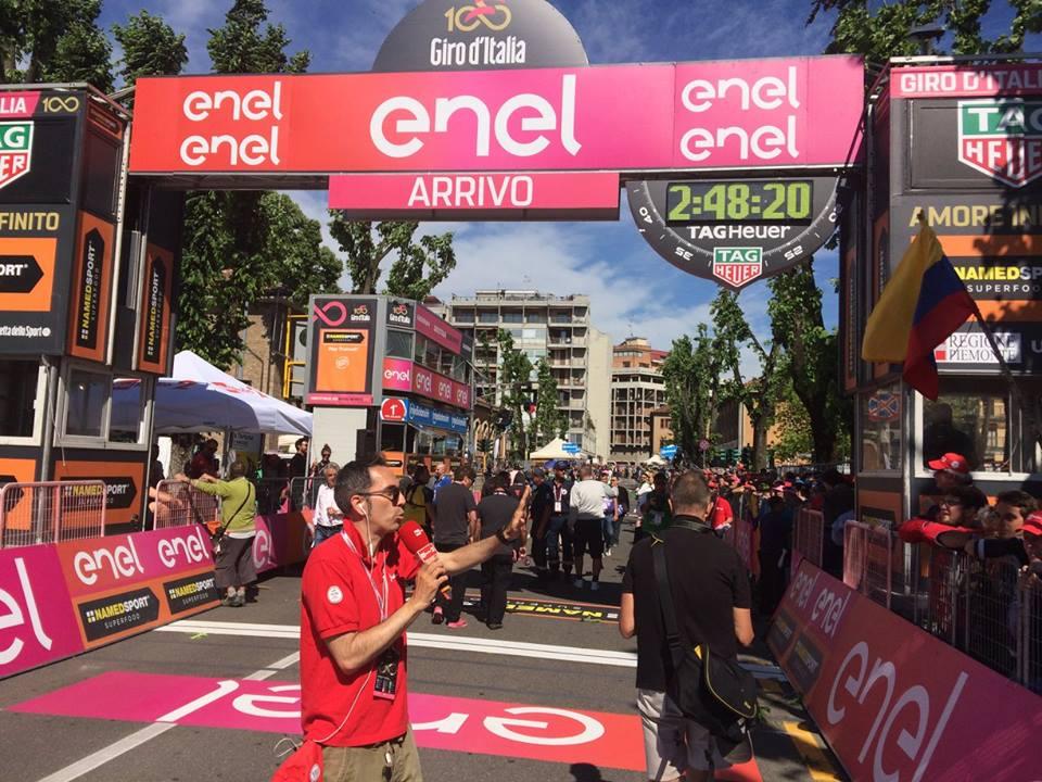 È stato cambiato il percorso del Giro d'Italia 2019, l'arrivo dell'undicesima Tappa sarà a Tortona
