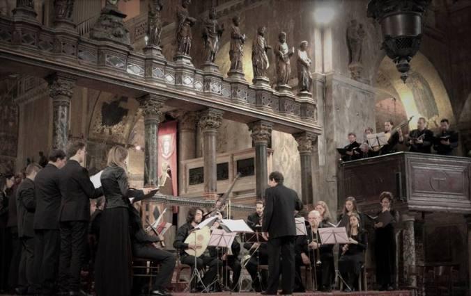 La Cappella Marciana alla Basilica di San Marco a Venezia