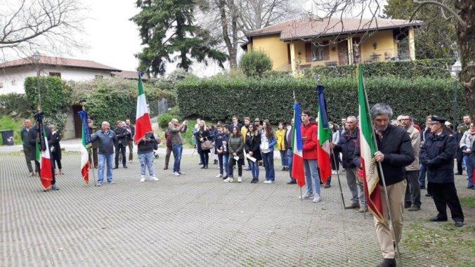 ANPI Tortona Commemorazione vittime del Castello
