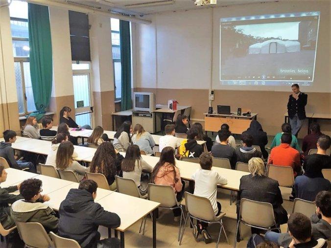 Incontro sul cyberbullismo all'Istituto Marconi di Tortona