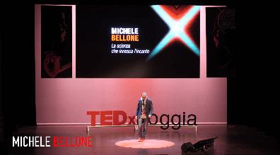 La scienza che innesca l'incanto. | Michele Bellone | TEDxFoggia