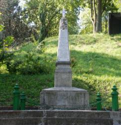 Monumento ai partigiani dell'eccidio del Castello di tortona