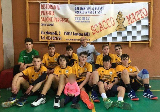 Leoni Pallamano Tortona Under 15