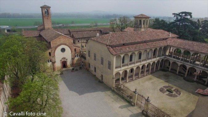 Per Piemonte Romanico sarà visitabile anche il complesso cistercense di Rivalta Scrivia
