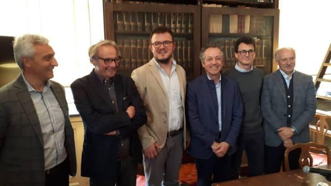 Gruppo firmatario della Strada del vino e dei sapori del Piemonte