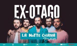 La notte chiama, le Otogate degli Ex-Otago Tour 2019