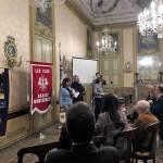 Due giovani tortonesi ospiti del Lions Club Casale Monferrato