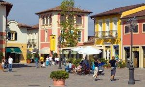 Serravalle Scrivia – Designer Outlet chiuso a Pasqua