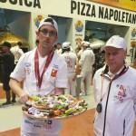 La pizza con impasto di Grano San Pastore in concorso a Parma