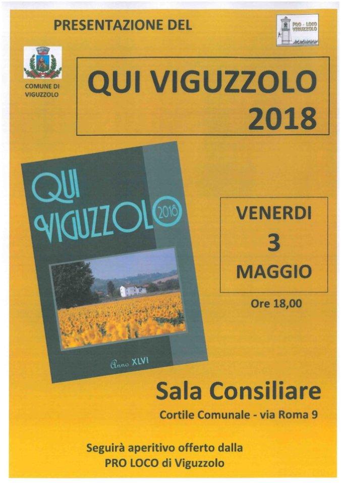 Qui Viguzzolo 2018