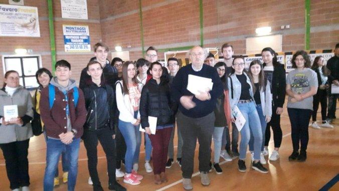 l'istituto Marconi al 26° convegno interregionale della Stampa studentesca