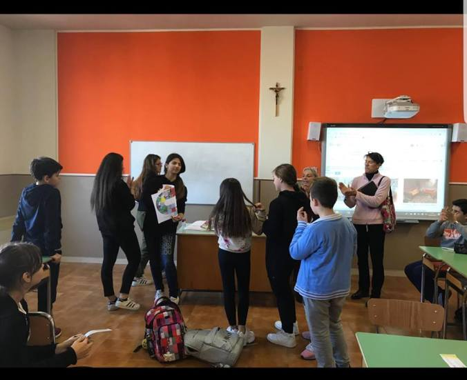 Il Liceo Peano al San Giuseppe
