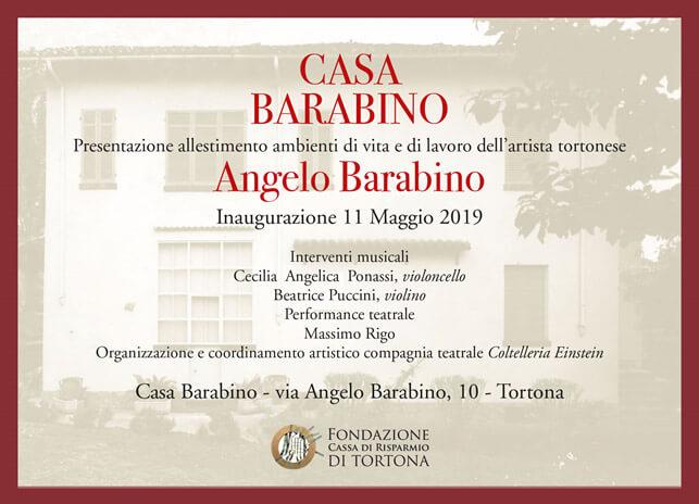Concerto di inaugurazione Casa Barabino