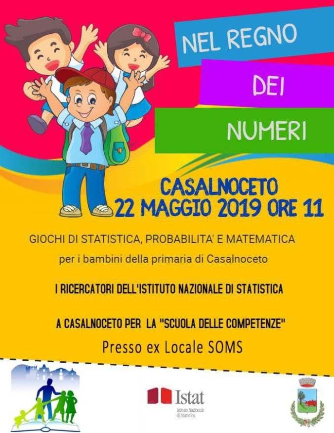 Istat a Casalnoceto