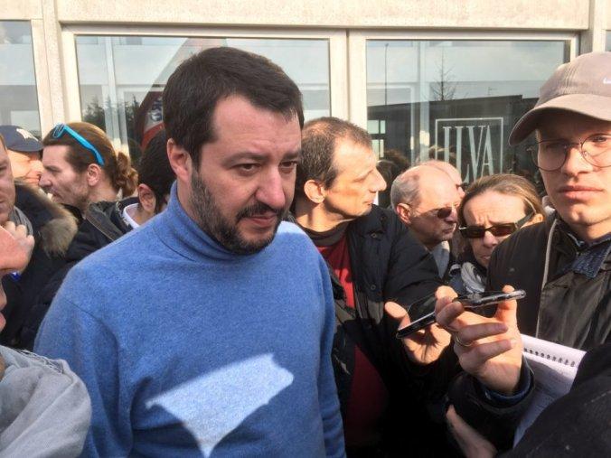 Il Ministro Salvini sarà a Tortona per la campagna elettorale di Federico Chiodi