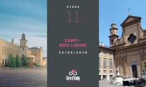 Novi Ligure – Indicazioni ed Eventi per vivere al meglio l'arrivo del Giro d'Italia del 22 maggio 2019