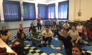 Un'esperienza insolita all'Istituto Marconi Carbone di Tortona