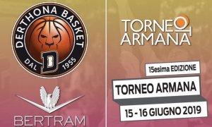 Il Torneo Armana 2019 sarà ad iscrizione gratuita