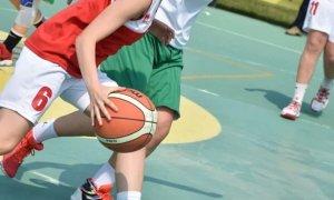 Le foto del Liceo Peano al Campionato studentesco di Basket di Treviso