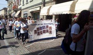 """Una """"camminata"""" per commemorare le vittime di mafia"""