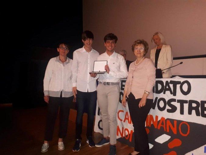 Liceo Peano premiato a Torino