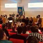 """Chi sono i """"Giovani costruttori di una società etica"""" premiati dal Rotary club di Tortona"""