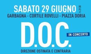 Viaggi e Miraggi con i D.O.C. in concerto a Garbagna