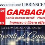"""Quarto appuntamento con la stagione teatrale di Librinscena: """"Spiriti d'amore, commedia brillante"""" della Compagnia al Bacio di Milano"""