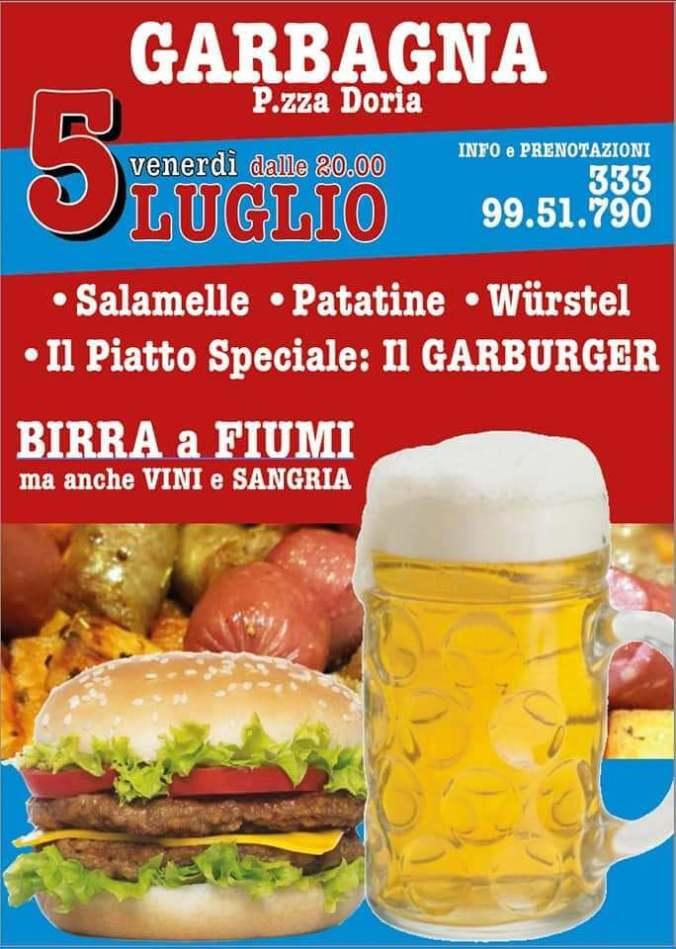 Festa della birra a Garbagna