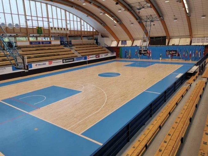 Helsinki stadio per le finali di MaxiBasket