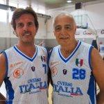 Foto e dichiarazioni post campionati mondiali di Maxi Basket Helsinki 2019
