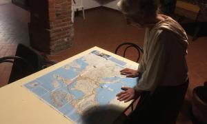 Christine Timmermans – 7000 chilometri a piedi per la pace
