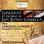 Concerto in ricordo di don Romeo Gardella