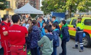 Le scuole cittadine hanno visitato il Centro Operativo della Protezione Civile di Tortona