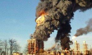 Fridays For Future – Quarto sciopero globale per il clima alla Raffineria di Sannazzaro de' Burgondi