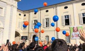 Gli studenti del Marconi al Flash mob contro il bullismo