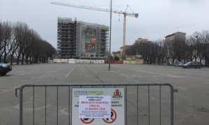 Tortona ai tempi del coronavirus – Chiuso il mercato all'aperto di piazza Milano
