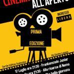 A Casalnoceto c'è il cinema all'aperto con ingresso libero