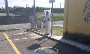 Casalnoceto – Installata la nuova colonnina per la ricarica dei veicoli elettrici